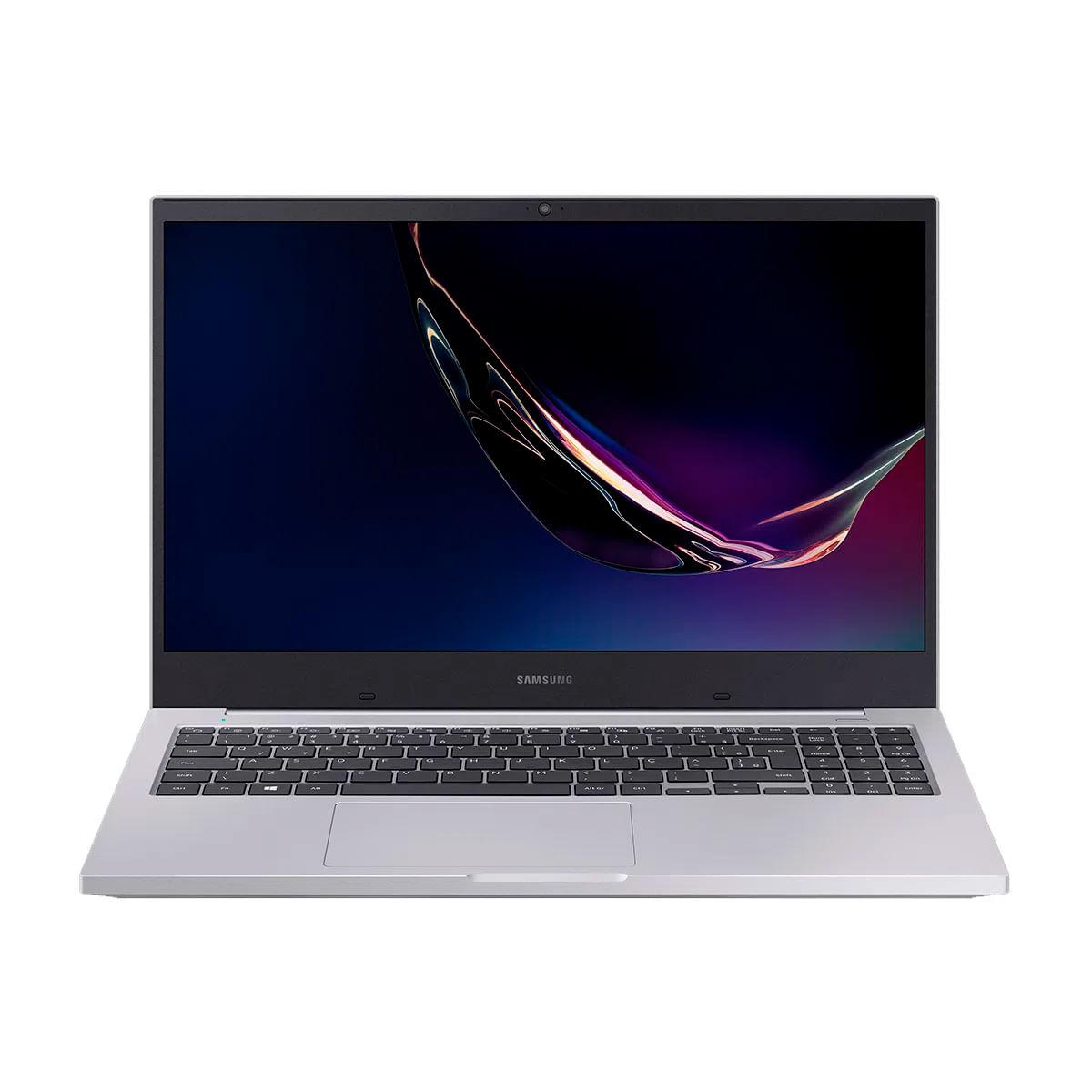 Notebook - Samsung Np550xcj-xs1br I7-10510u 1.80ghz 8gb 1tb Padrão Geforce Mx110 Windows 10 Home Book X50 15,6