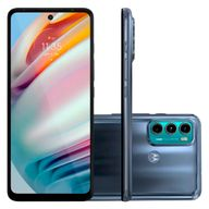 Smartphone-Motorola-G60-128GB-6GB-RAM-Tela-68--Camera-Quadrupla-Traseira-108MP----8MP----2MP---2MP-Frontal-de-32MP-Bateria-de-6000mAh-Azul