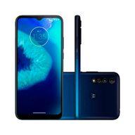 "Smartphone-Motorola-G8-Power-Lite-64GB-4GB-RAM-Tela-de-6.5""-Camera-Traseira-Tripla-16MP---2MP---2MP-Frontal-8MP-Bateria-5000mAh-Azul-Navy"