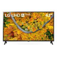Smart-TV-LED-43---4K-UHD-LG-43UP7500-2021-WiFi-Bluetooth-HDR-ThinQ-AI-compativel-com-Inteligencia-Artificial