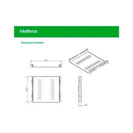 Bandeja-Deslizante-p--Rack-Intelbras-BD1U-400mm