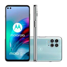 Smartphone-Motorola-G100-5G-256GB-12GB-RAM-Luminous-Sky---Cabo-HDMI-USB-C---Suporte-Multimidia