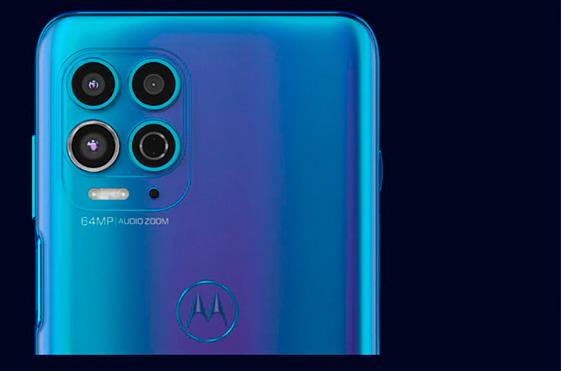 Smartphone Motorola G100 5G 256GB 12GB RAM Luminous Ocean + Cabo HDMI USB-C + Suporte Multimídia