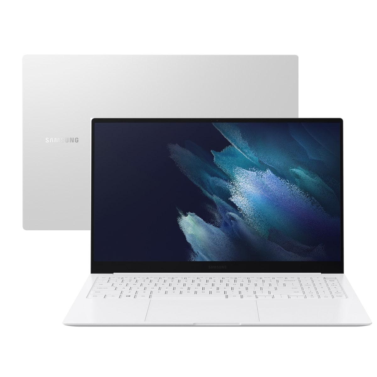 "Notebook - Samsung Np950xdb-ks1br I7-1165g7 2.80ghz 16gb 1tb Ssd Intel Iris Xe Graphics Windows 10 Home Galaxy Book Pro 15,6"" Polegadas"