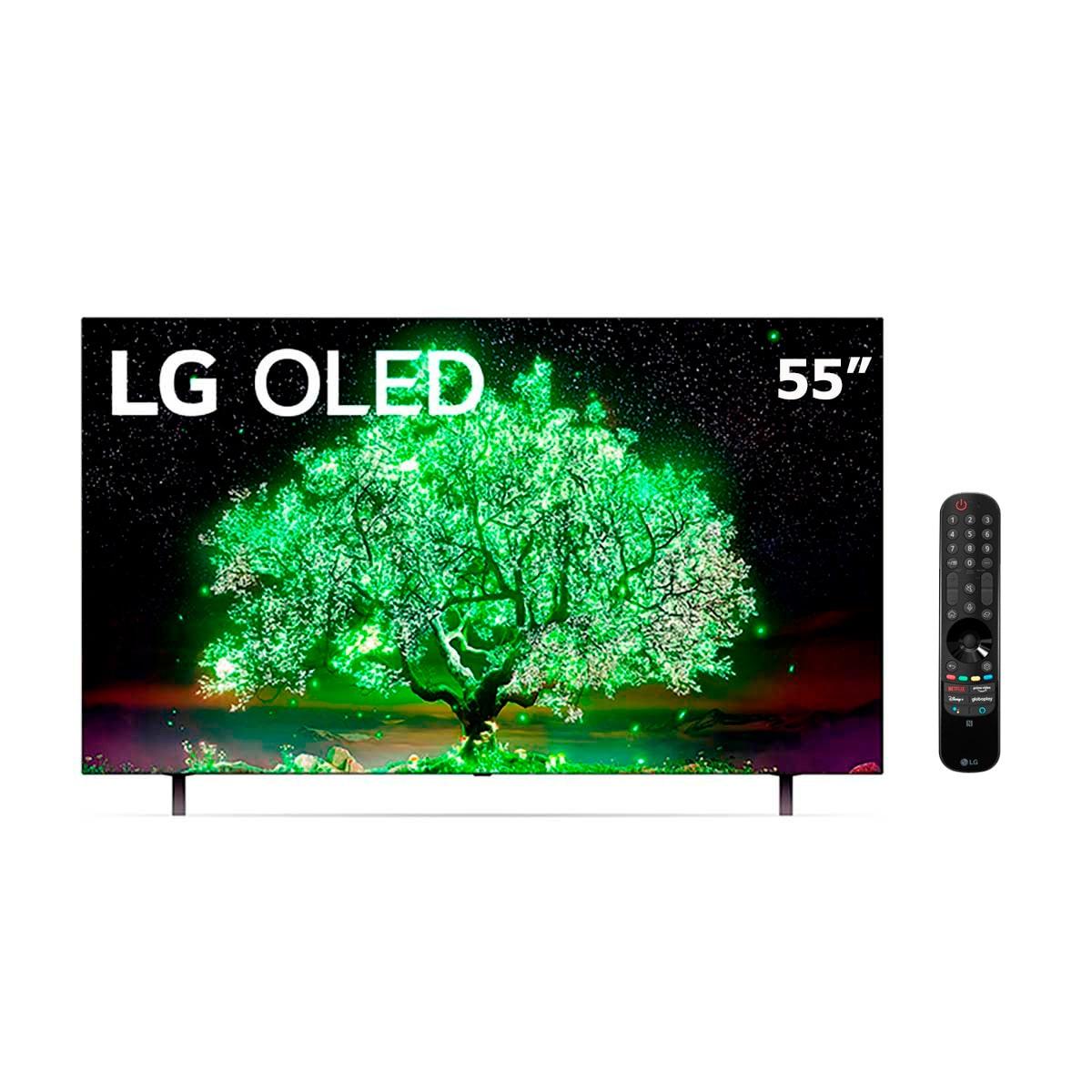 "Tv 55"" Oled LG 4k - Ultra Hd - Oled55a1"