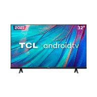 "Smart-TV-Android-LED-32""-TCL-32S615-HD-HDR-Wi-Fi-Bluetooth-2-HDMI-1-USB-Controle-Remoto-com-Comando-por-controle-de-Voz-Google-Assistant"