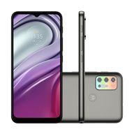 Smartphone-Motorola-G20-64GB-4GB-RAM-Tela-65--Camera-Quadrupla-Traseira-48MP---8MP---2MP---2MP-Frontal-de-13MP-Bateria-de-5000mAh-Grafite