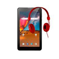 Kit-com-Tablet-Multilaser-M7-3G-Plus-16GB-Bluetooth-Dual-Chip-Tela-7--Quad-Core-Preto---NB304---Headphone-Soul-Colors-Vermelho-Goldentec